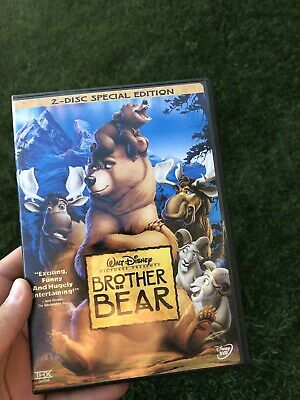 Brother Bear (Two-Disc Special Edition) DVD