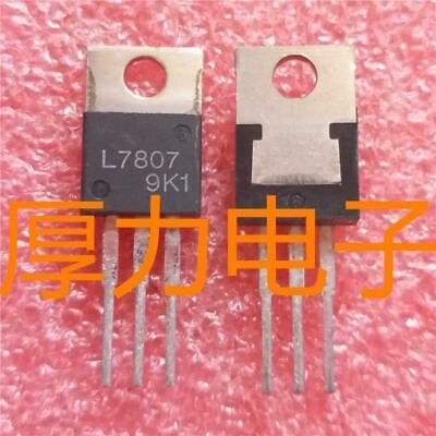 5X L7807 7807 Lm7807 Lm7807L To-220