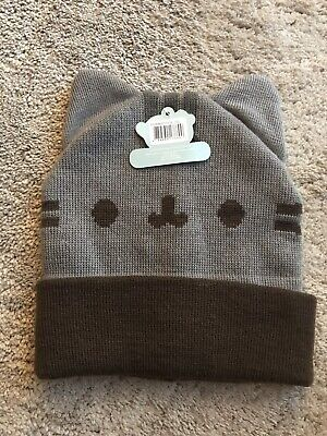 4e4e6423275 Pusheen Unisex Beanie Hat NEW WITH TAGS