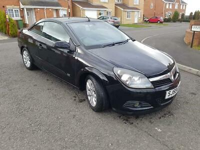 Vauxhall/Opel Astra 1.8i 16v VVT Coupe 2010MY Twin Top Sport