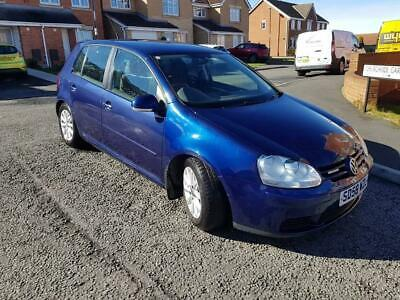 2009 Volkswagen Golf 1.9TDI ( 105PS ) BlueMotion Tech Blue Motion Match