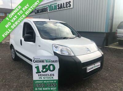 2019 65 Citroen Nemo 1.2 6674 Lx Hdi 75 Bhp 1 Owner From New Full Service Histor