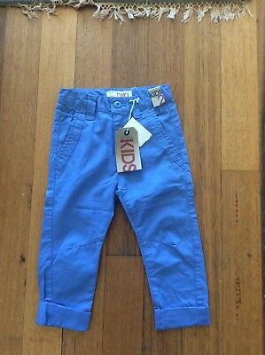 BNWT Cotton On Unisex Child's Chino Pants - Size 2