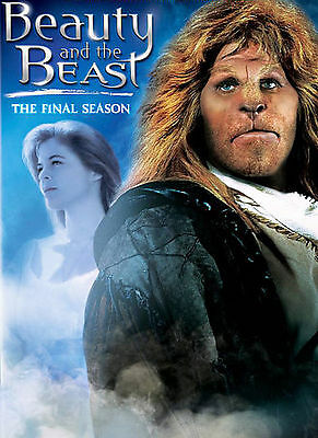 Beauty and the Beast - The Complete Final Season SEALED DVD 3-Disc Set FREE SHIP
