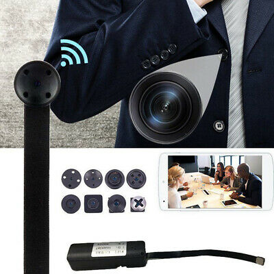 Outdoor Mini Security Wireless Camera WIFI 1080P HD Smart Webcam For Phone Home
