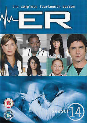 Er Complete Season 14 Collection New 6 Dvd Edition (Includes All 19 Episodes) R4