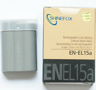 EN-EL15A Battery For Nikon D7100 D750 D610 D7500 D7200 D800 D810 D850 D7000