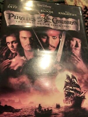 pirates of the caribbean the curse of the black pearl 2-disc collectors edition