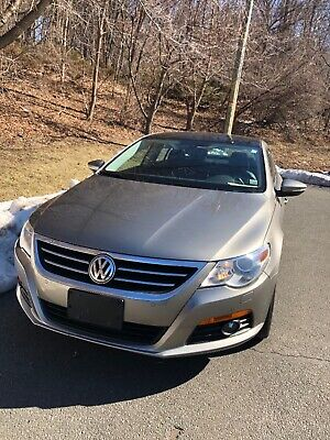 2011 Volkswagen CC Vr6 4motion awd executive edition 2011 Volkswagen CC 3.6 4 motion AWD