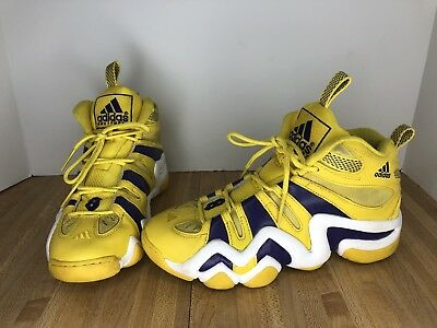 d43a5c23ab0 Adidas Crazy 8 Lakers Edition Yellow