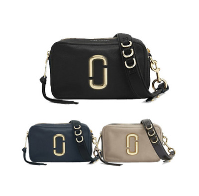 44MARC JACOBS Softshot 21 bag M0014591 with Free Gift Free Shipping