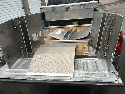 """Magliner 2,000 lb. capacity 36"""" Wide Span Cable Ramp 24"""" long, 4"""" x 4"""" channel"""