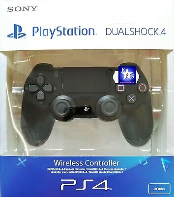 Sony Controller PS4 DUALSHOCK 4 V2 Nero Playstation 4 Nuovo