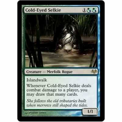 Excellent Cold-Eyed Selkie Condition MTG EVENTIDE