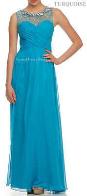 New Special Occasion Evening Gowns Demure Bodice Formal Prom Dresses Dance Party