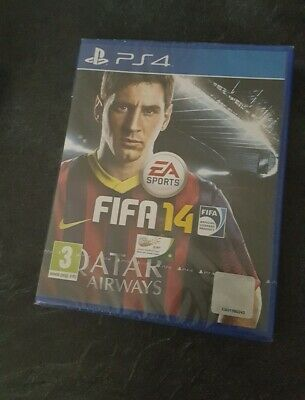 Jeux Vidéo Fifa14 Ea Sports PlayStation 4 Ps4 sous blister Version Uk