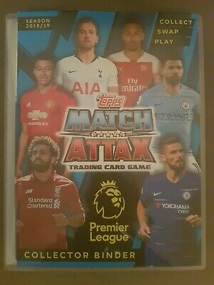 Match Attax 18/19 2018/19 Finish Your Set * Pick 10 Cards From List