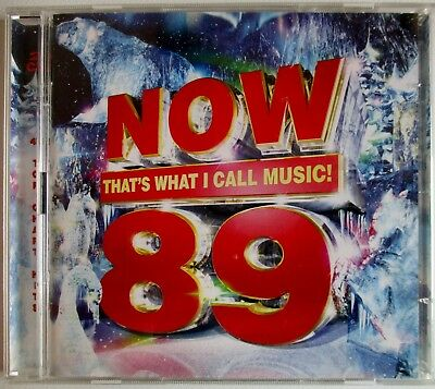 Various Artists: Now That's What I Call Music! 89 Cd (2014)