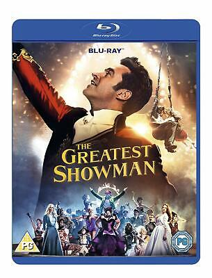 The Greatest Showman [Blu-ray + Digital Download] Movie Plus Sing-along ...