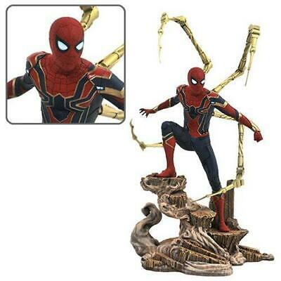 Marvel Gallery PVC Avengers: Infinity War Iron Spider-Man Statue NEW
