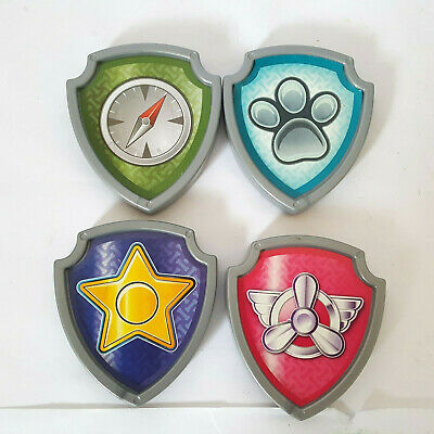 PAW PATROL PUP and Badge - Chase - £2 20 | PicClick UK