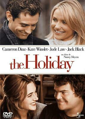 The Holiday (Cameron Diaz, Kate Winslet, Jude Law, Jack Black) DVD NUEVO