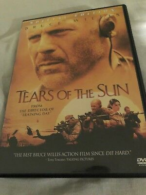 tears of the sun special edition