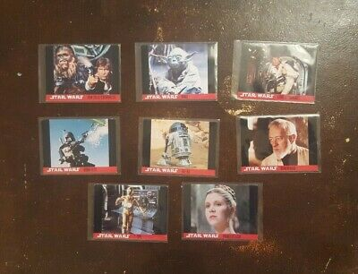 Star Wars Trilogy - Topps Trading Cards (1995) Various