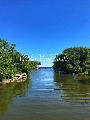 Digital Photo Picture Image - Waterscapes 1 - Free Shipping