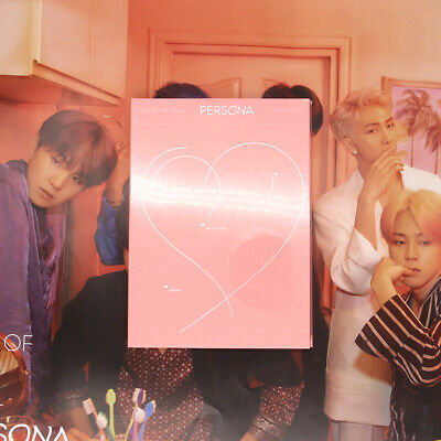 [BTS]6th mini Album - MAP OF THE SOUL : PERSONA / Version. 2 / New, Sealed