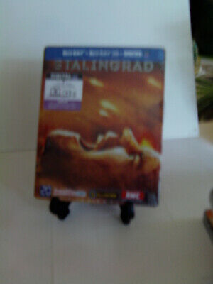 Stalingrad -  Steelbook  Bluray 3D + Blu Ray Etc.. Neuf Sous Blister