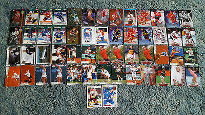 Lot of 54 Unsearched Mystery Estate HOF MIXED SPORTS CARDS ~ READ DESCRIPTION