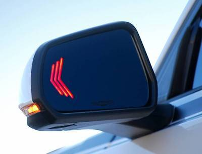 CDC 2015-2017 Fits Ford Mustang Sequential Mirrors Objects In Mirror are Losing