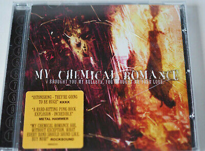 My Chemical Romance I Brought You My Bullets You Brought Me Your Love 2002 Album