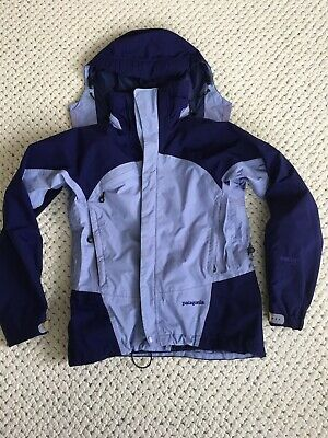 6cad15204 PATAGONIA INSULATED POWDER Bowl Jacket Womens XS Gore-tex ski snow ...