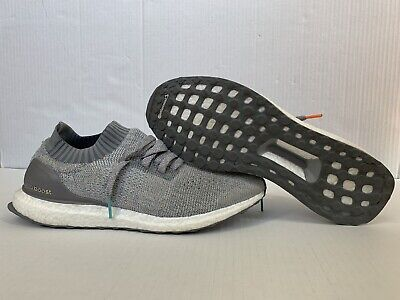 6551865285ab9 adidas Ultra Boost Uncaged Shoes Clear Grey Mid Grey BB4489 Men s Size 12