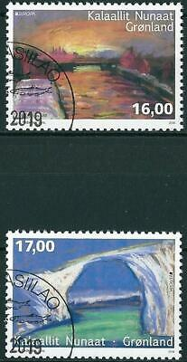 Greenland 2018 - Broer - Complete Set - Cancelled - Very Fine