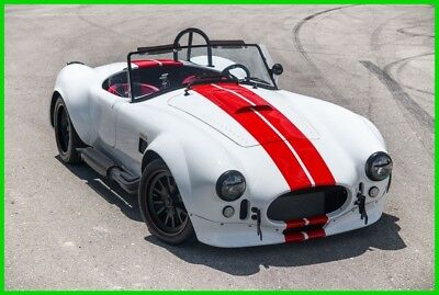 1965 Shelby Cobra (Backdraft Racing) Supercharged 4.6L V8 Roush Supercharged, 550HP, Financing Available!!