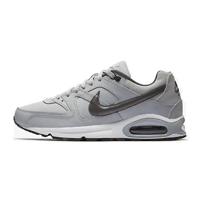 quality design b7754 330a0 Nike Air Max Command Leather Chaussures de sport pour hommes gris 749760  012 WOW