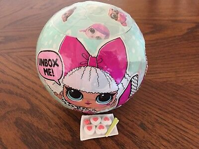 New LOL Surprise Series 1 MERBABY in Ball