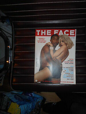 The Face Magazine - January 2004 - Pharrell Williams, Snoop Dogg
