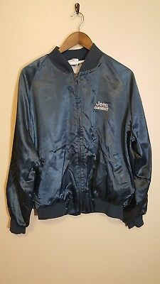 Vintage Jeep Motorsports Jacket Mens Size XL Made in USA