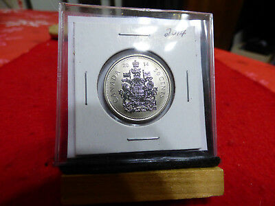 2014  Canada  Nickel  Half  Dollar  50 Cent  Coin    Nice  Grade   14    Auction
