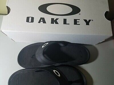 8a6dcc8b40d8 Oakley SuperCoil 4.1 Slide Men s Sandals 101720DM-001 Size 14 NEW IN Box!