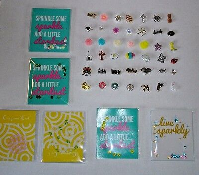 Authentic Origami Owl NEW Easter Spring Charms FREE SHIPPING BUY 4 SAVE $2