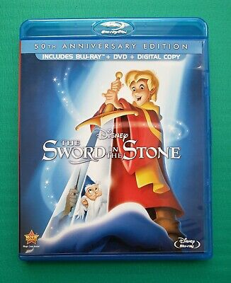 The Sword in the Stone 1963 (Blu-Ray Disc Only) Disney