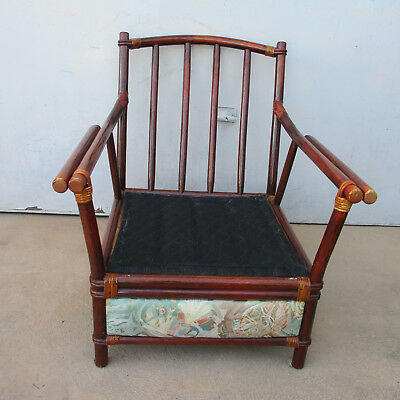 Beautiful Vintage, 1940's Art Deco Bentwood  Arm Chair.  Made In Aust. Opt, 2