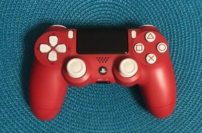 Sony DualShock 4 Spiderman Gamepad Controller From PS4 Spider-Man Bundle