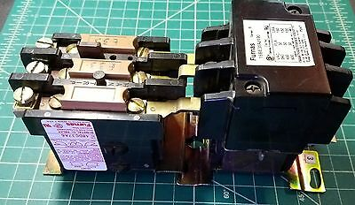 Furnas Overload Realy 48Dc37A With  Furnas Starter Contactors(16Be35Aj190)