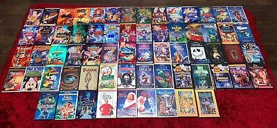 🎄 Massive Disney DVD Lot Collection - Complete Platinum + So Much More! 🎄